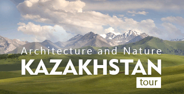 Kazakhstan Tour 3: The Beautiful Nature of Kazakhstan