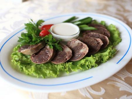Мясные блюда с цветной капустой и брокколи