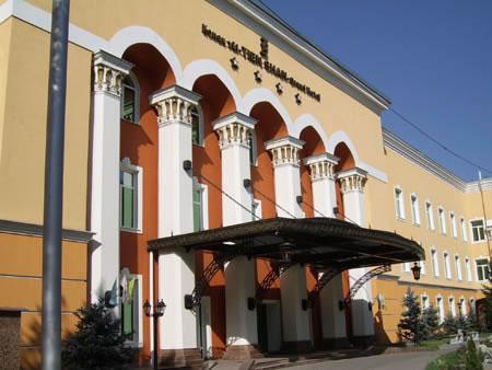 Grand Hotel Tien Shan Hotel Almaty