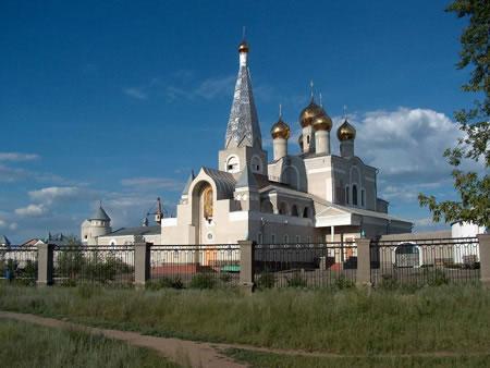 Karagandy kazakhstan City Karaganda Kazakhstan The city