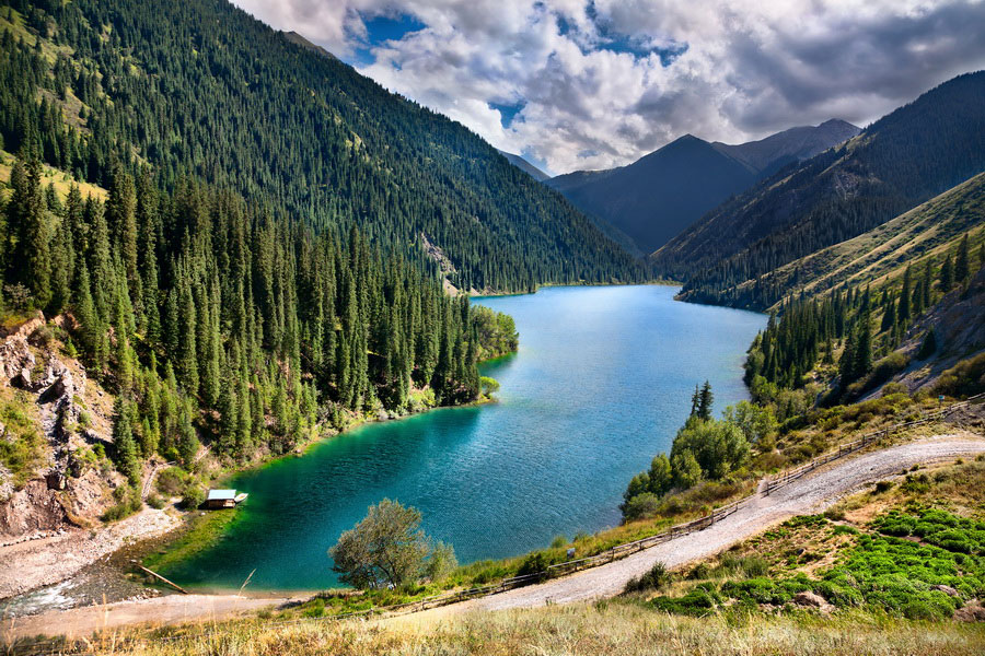 Картинки степь природа казахстана