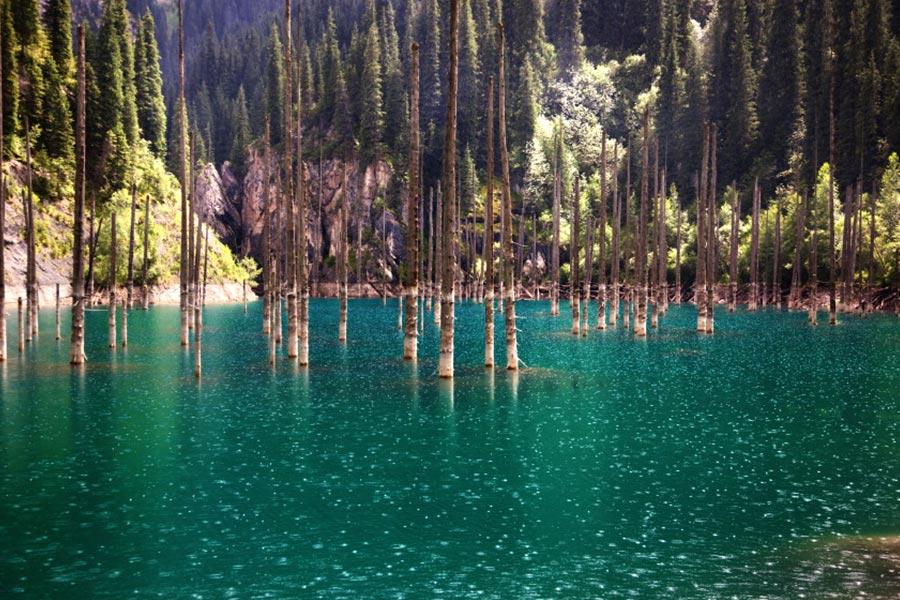 kazakhstan nature national parks and reserves
