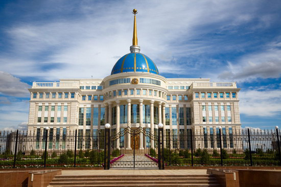 Political System of Kazakhstan