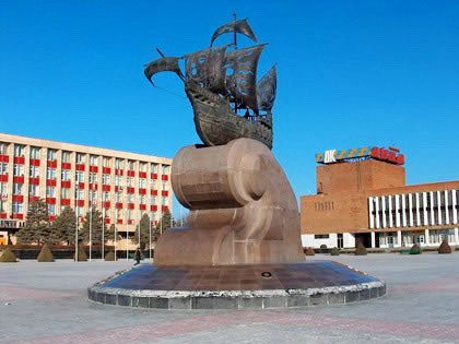 One-Day Tours in Kazakhstan: Aktau City Tour