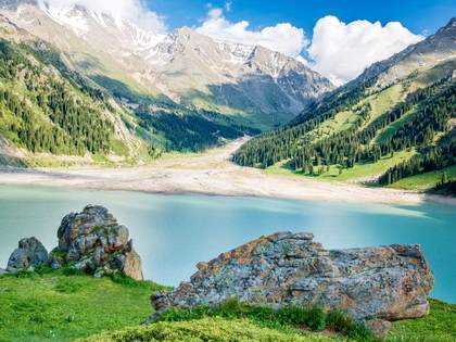 One-day Big Almaty Lake Tour