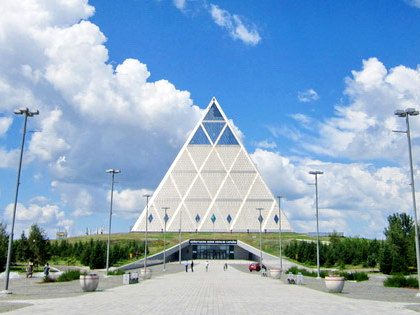 Nur-Sultan (Astana) Layover Tour: one-day trip in capital of Kazakhstan