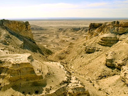 One-Day Tours in Kazakhstan: Karagiye Depression