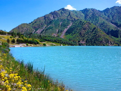 Kazakhstan Tour 3: Issyk Lake, Charyn Canyon and Turkestan