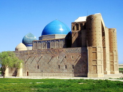 4-day Kazakhstan Tour: Turkestan Pilgrimage