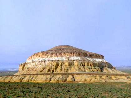 One-Day Tours in Kazakhstan: Mangyshlak Sightseeing Tour
