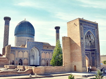 Samarkand Tour from Shymkent
