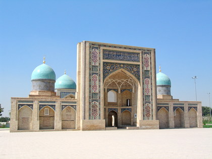 Tashkent and Bukhara tour from Shymkent and Turkestan
