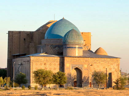 One-Day Tours in Kazakhstan: Otrar and Turkestan City Tour