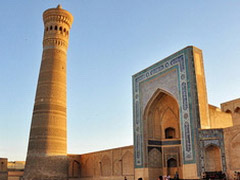 Expo 2017 Adventures: Uzbekistan Tour