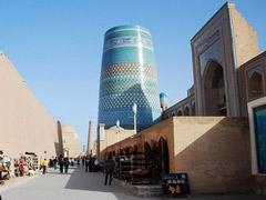 Uzbekistan Tour from Astana/Almaty