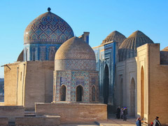 Weekend Tour - 2: Bukhara and Samarkand