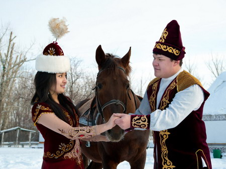 Kazakh National Traditions And Customs