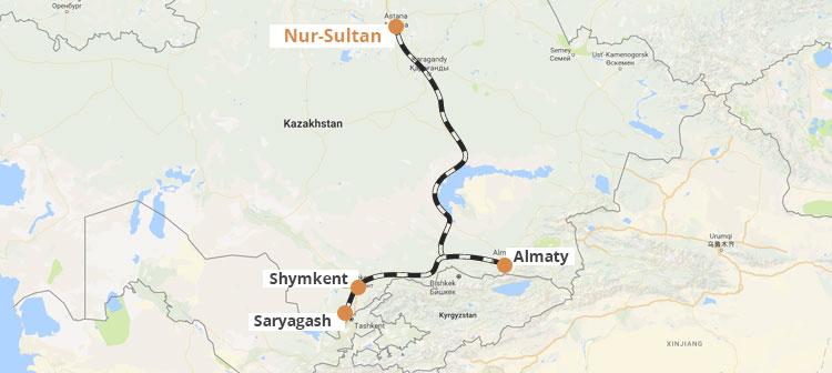 Kazakhstan Railways