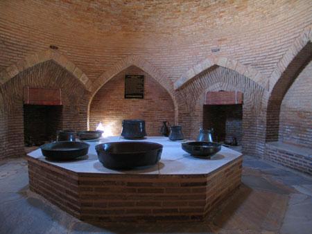 Восточная общественная баня