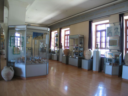 Turkistan Museum of Artifacts