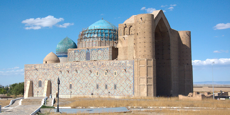 Turkestan Tours, Kazakhstan