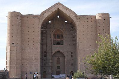 Мавзолей Ходжи Ахмеда Яссавий, Туркестан