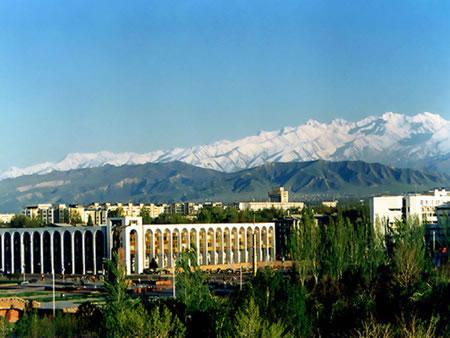"""2012 года в отеле  """"Jannat """", Бишкек состоялось"""