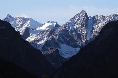 Ala-Archa nature reserve, Kyrgyzstan