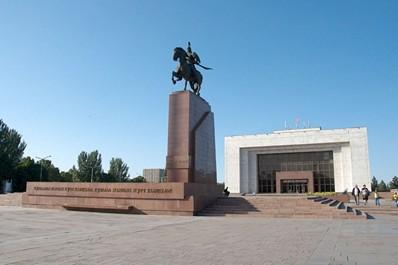 Площадь Ала-Тоо, Бишкек