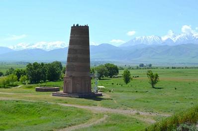 Баласагун, Кыргызстан