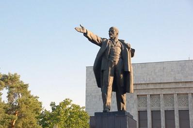 Памятники Бишкека