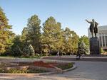 Памятник Ленину В.И., Бишкек