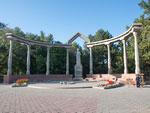 Памятник Курманджан-Датке, Бишкек
