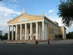 Академический театр оперы и балета, Бишкек