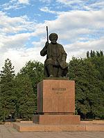 Памятник Токтогулу, Бишкек