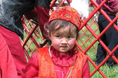 Kyrgyzstan: important rituals and customs associated with the birth of a child