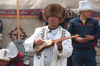 Culture of Kyrgyzstan