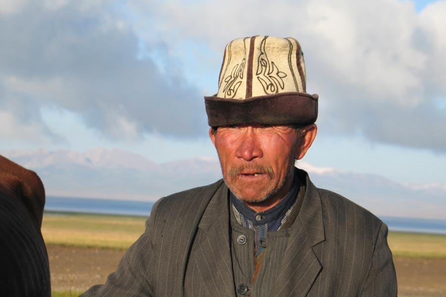 Kyrgyzstan Culture History Traditions Eposes