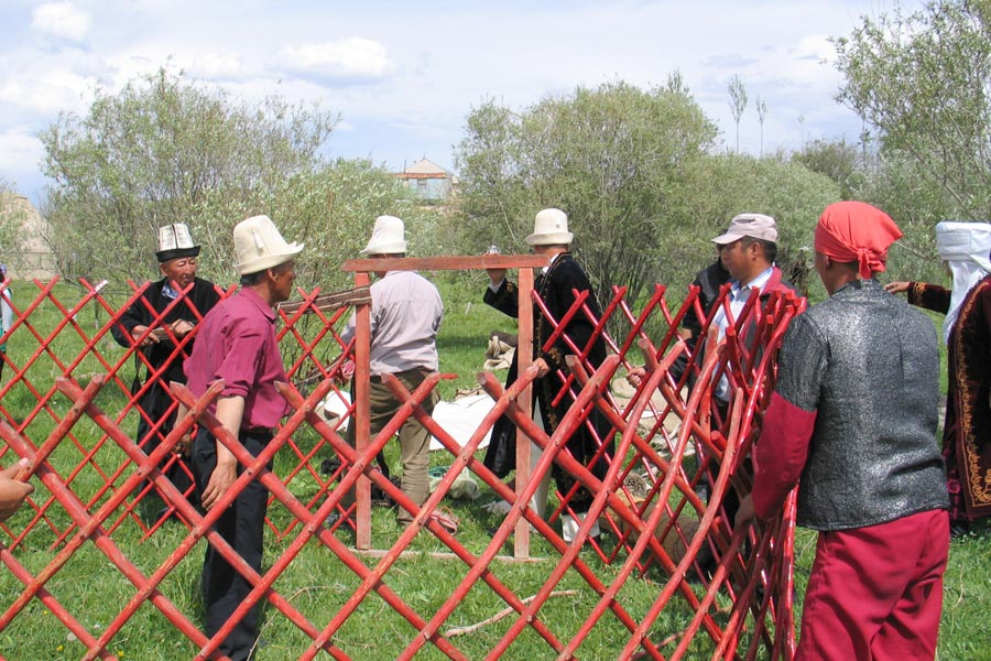 Обычаи и традиции в Кыргызстане Обычаи и традиции кыргызского народа