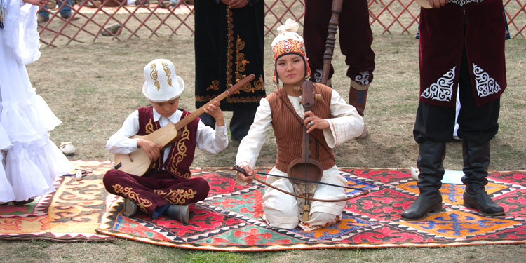 Kyrgyz music and musical instruments