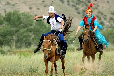 Spiritual culture of Kyrgyzstan