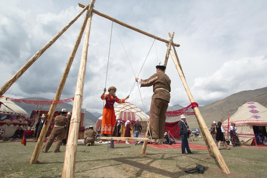World Nomad Games The Biggest Festival In Kyrgyzstan