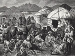 Nomads, Kyrgyzstan history