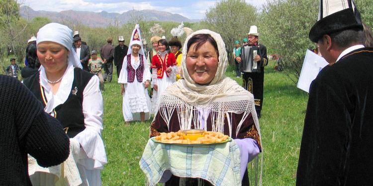 Kyrgyzstan Holidays