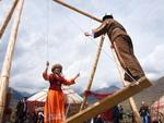 Праздники Кыргызстана - Нооруз