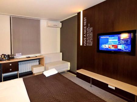 Single Futuro Hotel Bishkek