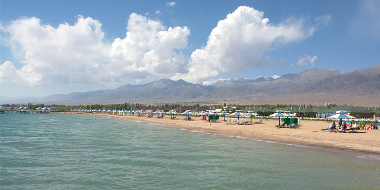 Legends of Kyrgyzstan: Issyk-Kul