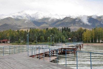 Issyk-Kul, Kyrgyzstan