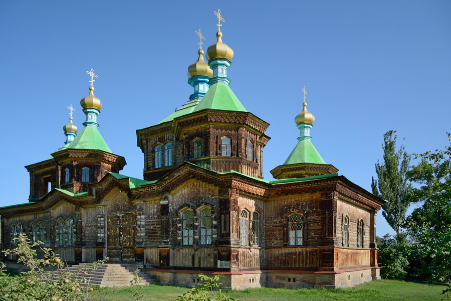 Orthodox Church, Karakol