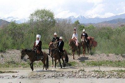 Кочкор, Кыргызстан